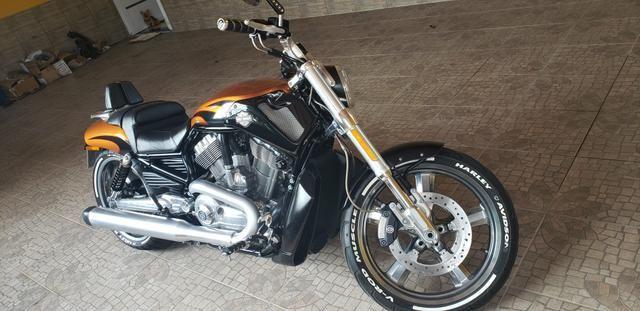 Harley Davidson V-Rod Muscle 1250 cc - Foto 4