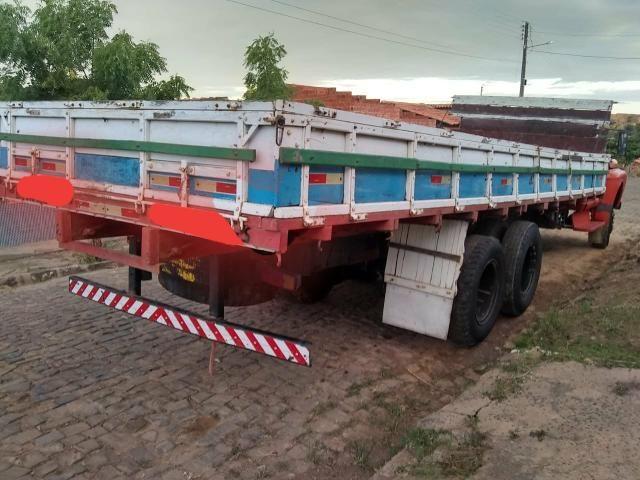 Vendo caminhão top - Foto 3