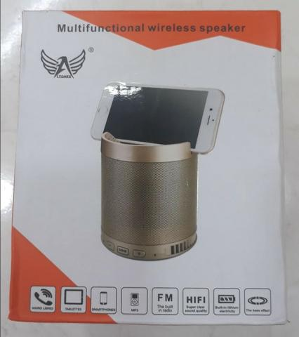Caixa mini som wirelles speaker