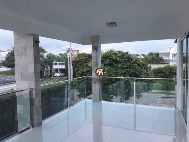 Casa com 4 dormitórios à venda, 30 m² por R$ 1.500.000,00 - Condomínio Alphaville Fortalez - Foto 14