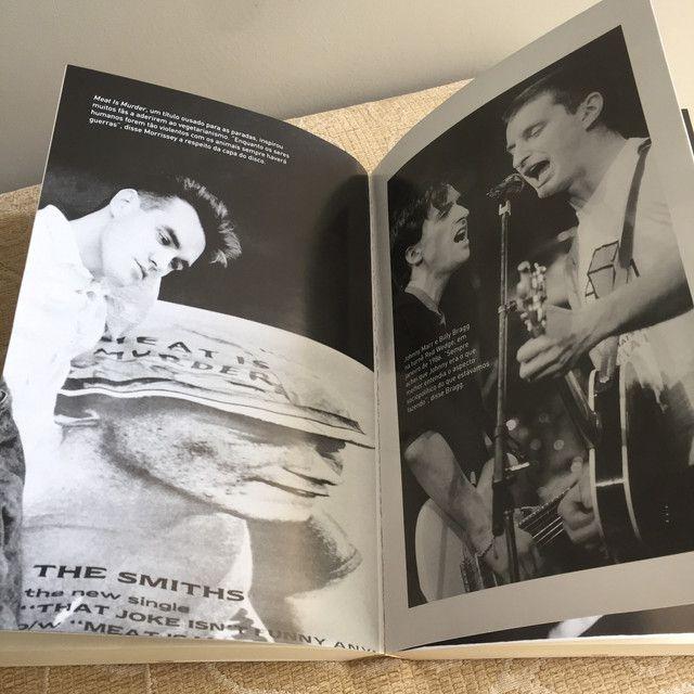 Livro biografia The Smiths - Foto 5