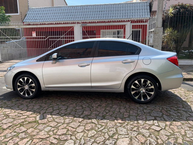 Honda Civic Lxr Aut - Foto 3