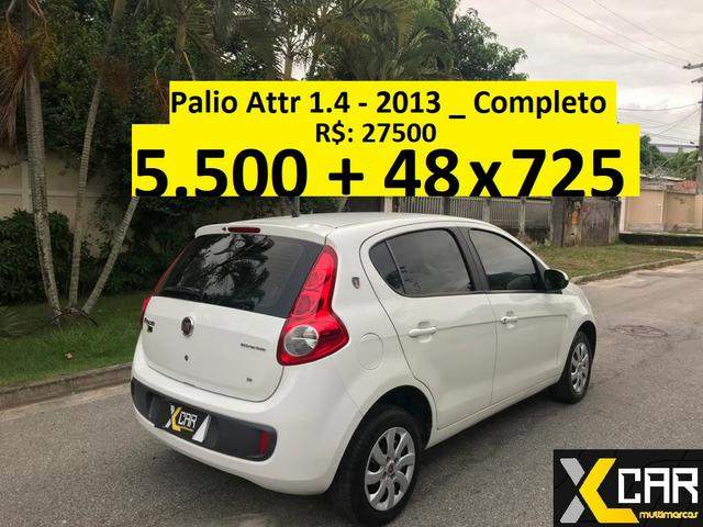 Palio Attr 1.4 - 2013 _ Único Dono _ Completo _ 2020 ok