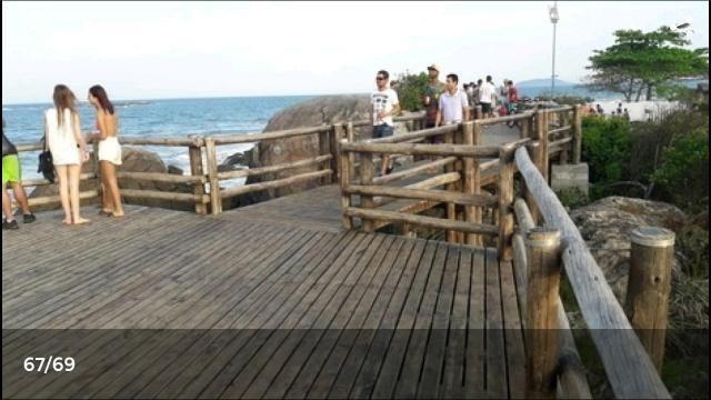 Casas Temporada Itapoa SC na quadra do mar .Balneário Paese - Foto 15