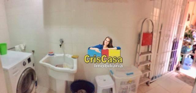 Casa com 3 dormitórios à venda, 130 m² por R$ 415.000,00 - Costazul - Rio das Ostras/RJ - Foto 9