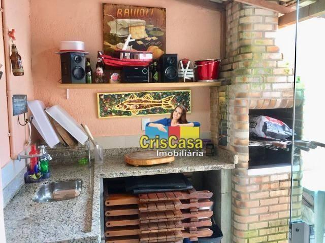 Casa com 3 dormitórios à venda, 130 m² por R$ 415.000,00 - Costazul - Rio das Ostras/RJ - Foto 11