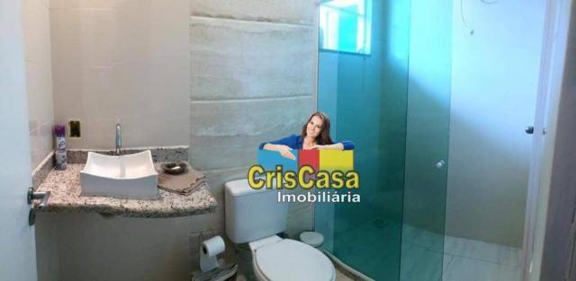 Casa com 4 dormitórios à venda, 132 m² por R$ 380.000,00 - Praia Mar - Rio das Ostras/RJ - Foto 2