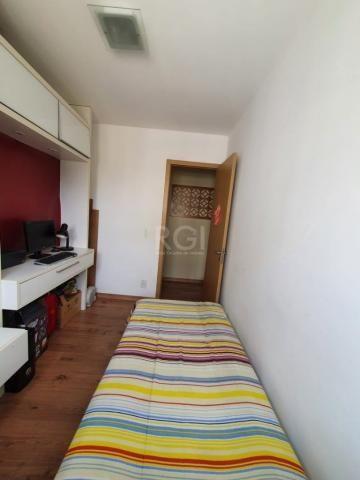 Apartamento à venda com 3 dormitórios em Jardim carvalho, Porto alegre cod:LI50879260 - Foto 15