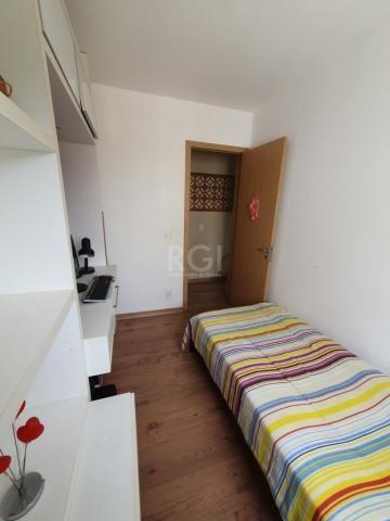 Apartamento à venda com 3 dormitórios em Jardim carvalho, Porto alegre cod:LI50879260 - Foto 16