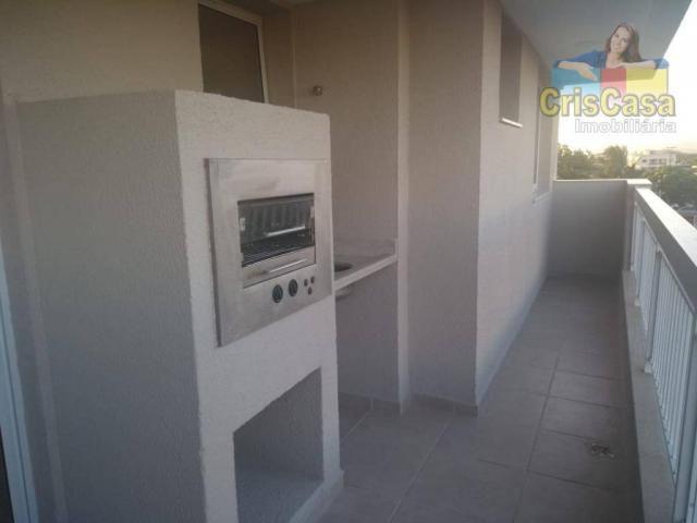 Apartamento com 3 dormitórios para alugar, 100 m² por R$ 1.500,00/mês - Costazul - Rio das - Foto 11