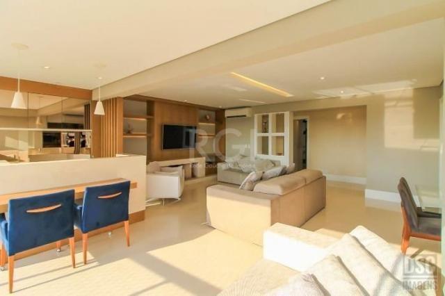 Apartamento à venda com 3 dormitórios em Jardim do salso, Porto alegre cod:EV4451 - Foto 10
