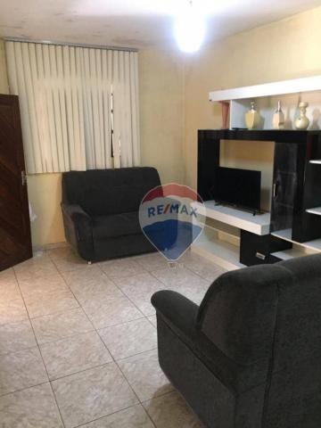 Casa com 2 dormitórios à venda, 120 m² por R$ 140.000,00 - Magano - Garanhuns/PE - Foto 2