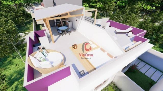Lindas casas com 2 quartos sendo 1 auíte com terraço gourmet perto da pista !!! - Foto 16