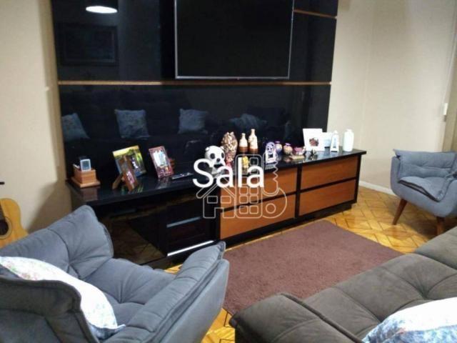 Apartamento com 3 dormitórios à venda, 100 m² por R$ 890.000,00 - Icaraí - Niterói/RJ - Foto 2