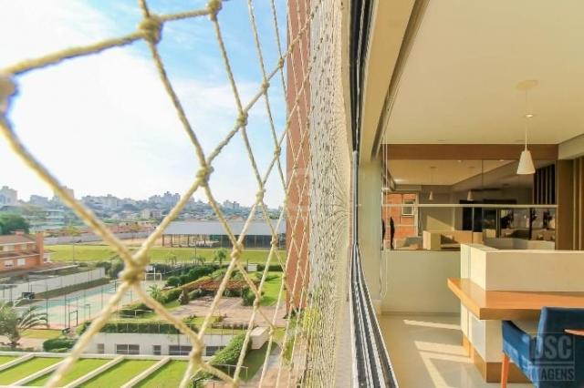 Apartamento à venda com 3 dormitórios em Jardim do salso, Porto alegre cod:EV4451 - Foto 11