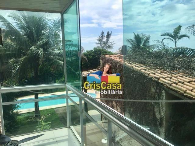 Casa com 3 dormitórios à venda, 130 m² por R$ 415.000,00 - Costazul - Rio das Ostras/RJ - Foto 17