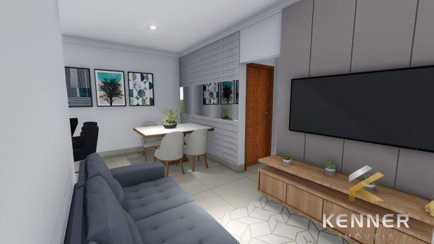 Apartamento à venda no bairro Laranjeiras - Patos de Minas/MG - Foto 6