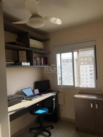 Apartamento à venda com 3 dormitórios em Jardim carvalho, Porto alegre cod:LI50879298 - Foto 5