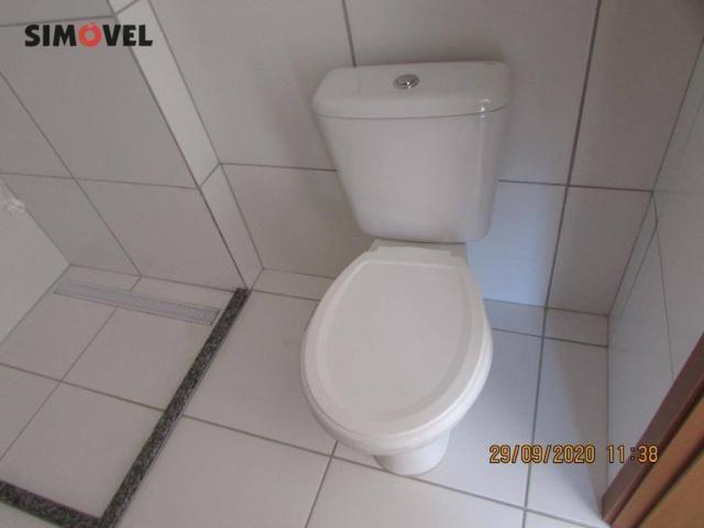Apartamento com 1 dormitório para alugar, 32 m² por R$ 700/mês - Ceilândia Norte - Ceilând - Foto 6