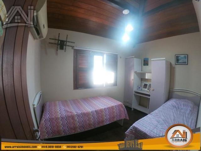 Casa com 4 dormitórios para alugar, 180 m² por R$ 3.900,00/mês - Porto das Dunas - Aquiraz - Foto 18