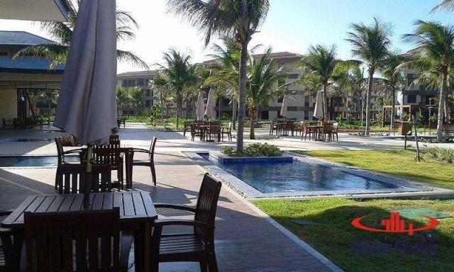 Apartamento com 3 dormitórios à venda, 118 m² - Porto das Dunas - Aquiraz/CE - Foto 15