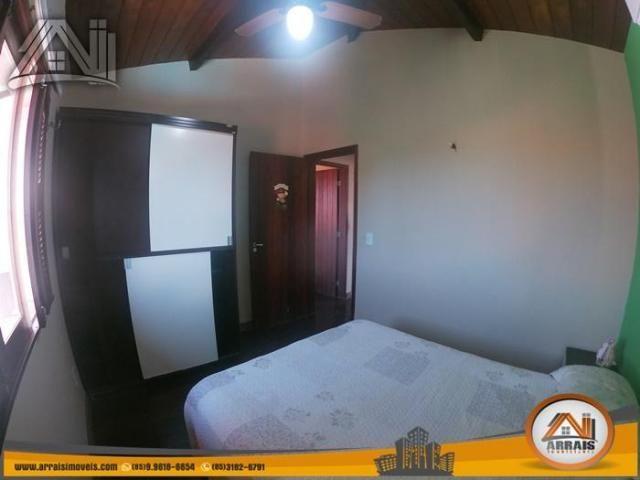 Casa com 4 dormitórios para alugar, 180 m² por R$ 3.900,00/mês - Porto das Dunas - Aquiraz - Foto 12