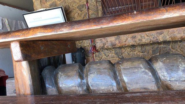 Vendo Mesa de madeira!! R$ 4.000 - Foto 3