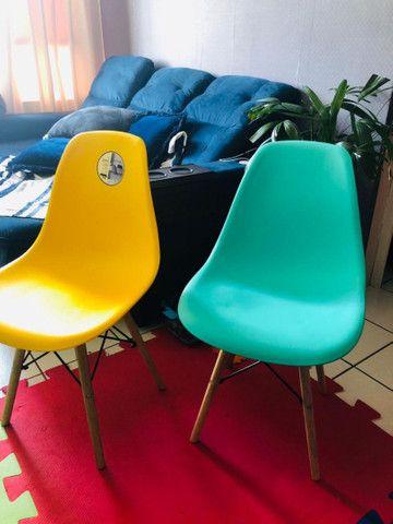 Cadeiras EAMES original - Foto 3