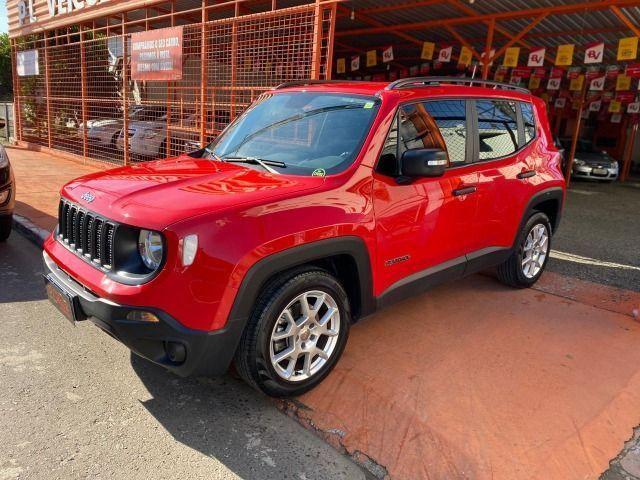 Jeep Renegade Sport 1 8 4x2 Flex 16v Aut 2019 756525943 Olx