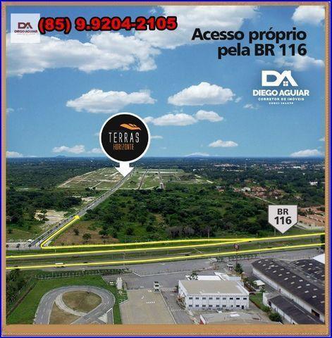 Invista !! Loteamento Terras Horizonte !! - Foto 2