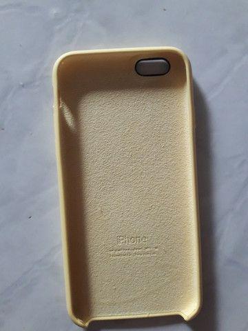 Capa case iPhone 6s original - Foto 2