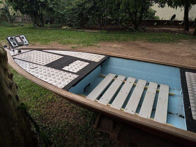 Barco de fibra - Foto 2