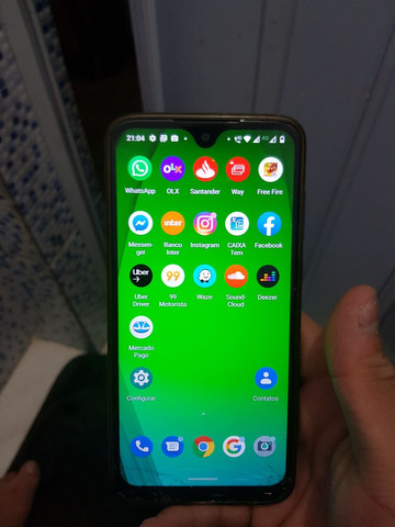 Motorola G7 plus 64