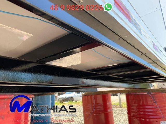 Bau frigorifico 2.80m kia bongo e hr novos instalado Mathias Implementos - Foto 2