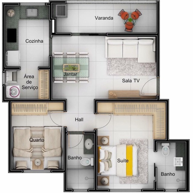 Oportunidade apartamento residencial salvador prime - Foto 2