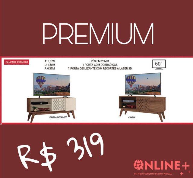 Bancadas Premium