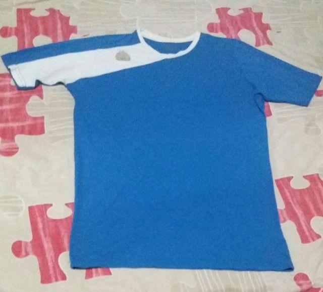 Camisa masculina lotto tamanho G - Foto 2