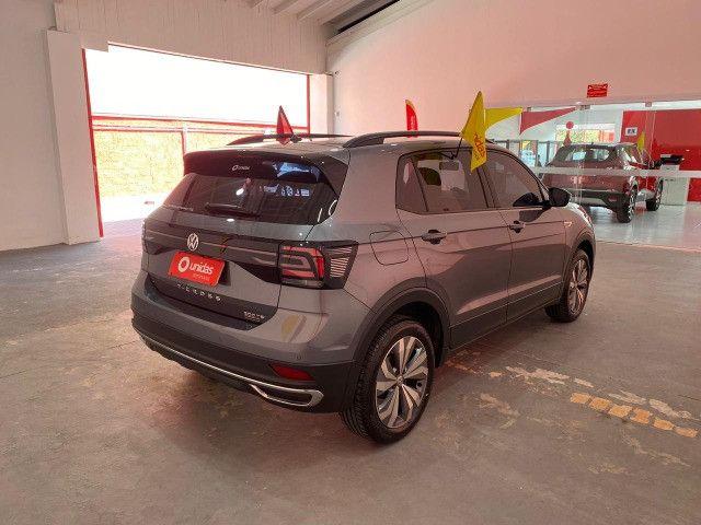 Nova VW Tcross 1.0 TSI com Somente 18.500 km rodados - Foto 2