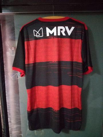 Camisa do Flamengo primeira linha - Foto 2