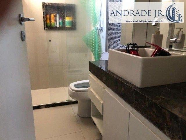 Apartamento nascente, ventilado e reformado no bairro de Fátima em ótima localização - Foto 7