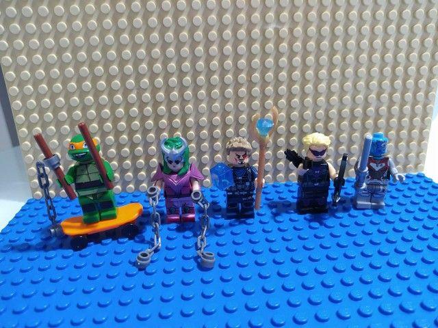10 minifiguras similares LEGO - Foto 3