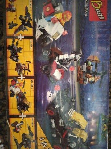 Batman bloco de montar similar ao lego  - Foto 3