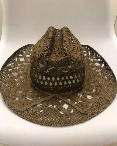 Chapéu Marcatto Original M Flexivel Country Cowboy Cowgirl Novo - Foto 2