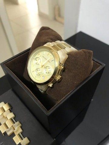 Relógio Michael Kors MK5139 Feminino Madreperola Original - Foto 2