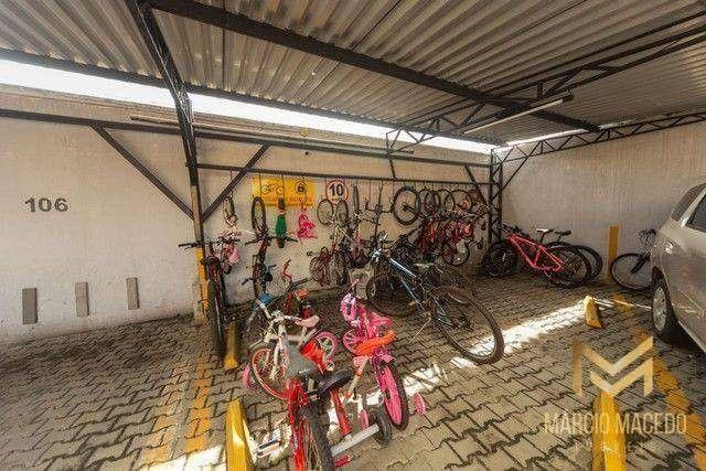 Aptº com 3 dormitórios à venda, 66 m² por R$ 279.000 - Monte Castelo - Fortaleza/CE - Foto 11