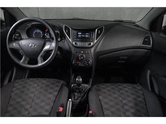 Hyundai Hb20 2018 1.6 comfort plus 16v flex 4p manual - Foto 7
