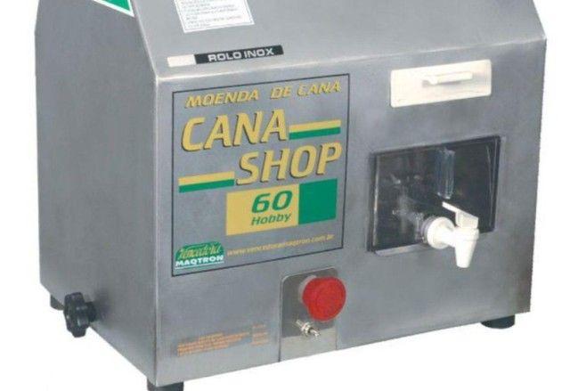 Moenda / moedor de Cana Shop   Cana Shop 60 Elétrica - Foto 5