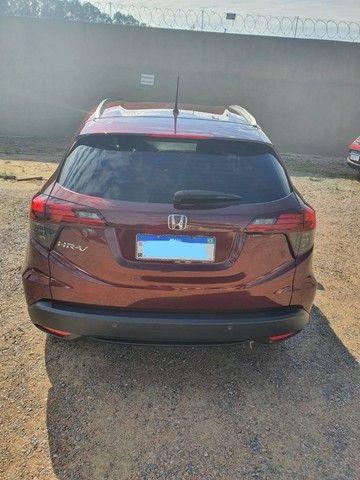 Honda Hr-v Exl 2020 - Único dono com garantia de fábrica - Foto 7