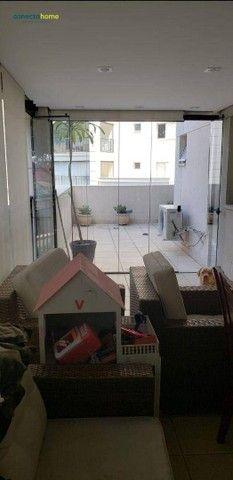 Apartamento com 164 m², 4 dormitórios e 3 Vagas no Tatuapé - Foto 3