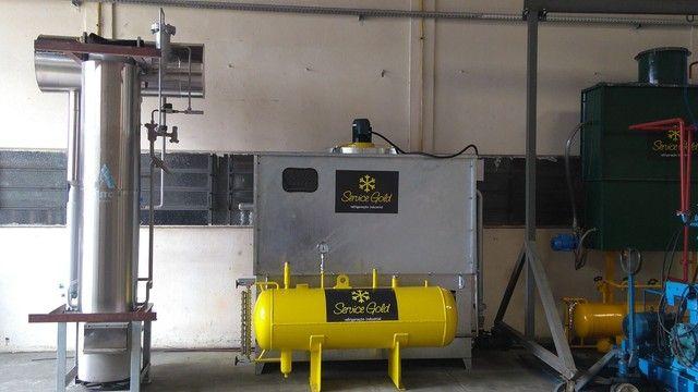 Máquina gelo / fábrica gelo  - Foto 4